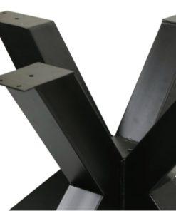 kruispoot ronde tafel