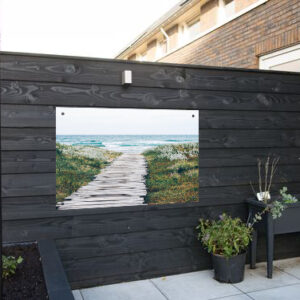 Tuinposter Beach