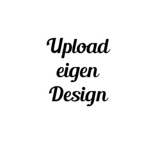 Tuinposter Upload eigen design liggend